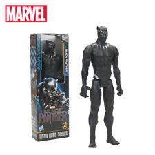 "Marvel Avengers Titan Hero Series Black Panther 12"" Action Figure"