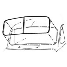 1941-1948 FORD CAR  WINDSHIELD SEAL-CLOSED CAR NO CHROME    PART# 11A-7003110-A