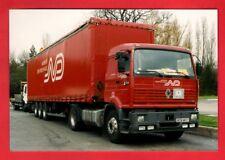Lorry Truck Photo ~ Norbert Dentressangle 9038VW51 - Renault G340: Curtainsider