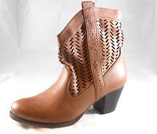 "CLEARANCE Scrunch Boot NWB Mushroom STYLE /& CO /""Tiriza/"" Over the Knee"