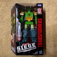 New listing 🆕 Transformers Siege War For Cybertron Springer Voyager Class Figure Hasbro