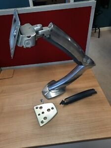 TOP-TEC Endo08 Monitor Arm & mounting plate - audio visual lecterns