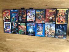 SEGA MEGADRIVE / SEGA SG GAMES - RARE - GUNSTAR HEROES - SUPER SHINOBI 2 & MORE