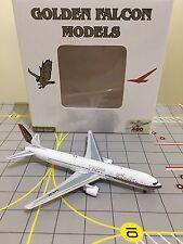Aeroclassics 1:400 Gulf Air Boeing B767-300 Golden Falcon A40-GF