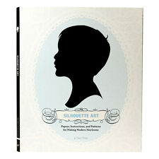 SILHOUETTE ART by Vana Chuppa : WH1-R6C : PBL025 : NEW BOOK