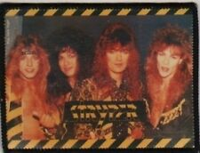 STRYPER 'BAND PHOTO'  sew on photo  patch, unused.,