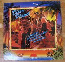 VARIOUS ARTISTS Disco Planet LP/DUTCH