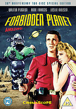 *NEW*  Forbidden Planet   SPECIAL EDITION (DVD, 2-Disc Set) . FREE UK P+P ......