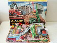 Technofix no. 315 Gigant Construction Blechspielzeug Boxed Vintage !!!