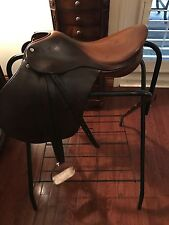 Crosby English Saddle With Stand