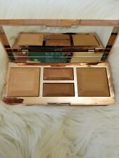Becca 'Be A Light' Medium To Deep Face Palette AUTHENTIC Lightly Used SANITARY