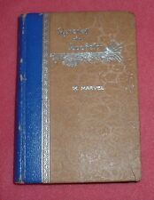 1893 Reveries of A BACHELOR Book of The HEART IK MARVEL (Donald G Mitchell) RARE