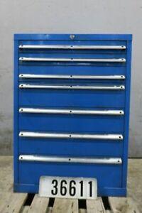 Schubladenschrank Werkzeugschrank Lagerschrank Werkstattschrank 7 Auszüge #36611