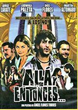 Alla Y En Tonces.. (DVD,2012) *SPANISH*