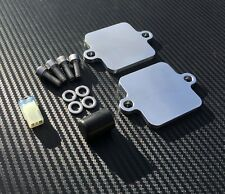 Yamaha MT10 FZ10 SMOG Blanking Plates PAIR AIS Eliminator Block Off MT-10 FZ-10