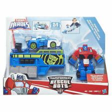 Figuras de acción de Transformers y robots Hasbro