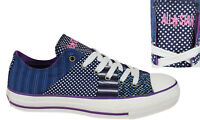 Converse Chuck Taylor All Star Magpie Ox Low Mens Trainers Canvas 100120F D96