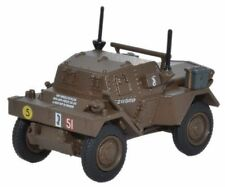 Oxford Diecast 1:76 - Dingo Scout Car - 10th Mounted Rifles ACB Polish (40mm)