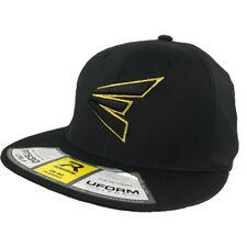 Easton Hat by Richardson (PTS30) The Helmer X–All Black/Metallic Gold/Black SM/M