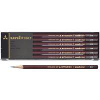 K9800EWB Mitsubishi recycled pencil 9800EW B 12pieces