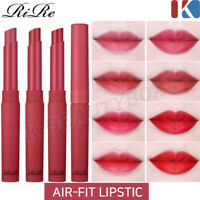 RiRe Air Fit Lipstick 5 COLOR Vivid strong color Lip Stain Korean Cosmetics