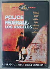 DVD  **  POLICE FÉDÉRALE LOS ANGELES / TO LIVE AND DIE IN L.A . FRIEDKIN  **