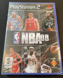 NBA 08 Ps2 Game New Factory Sealed U.K. Pal Playstation 2