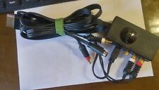 XBOX ADVANCED AV PACK NO. X08-25261 WITH COMPONENT AV CABLE PLEASE SEE PIC'S