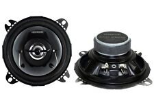 "2) New Kenwood KFC-1065S 4"" 210 Watt 2-Way Car Audio Coaxial Car Speakers Stereo"