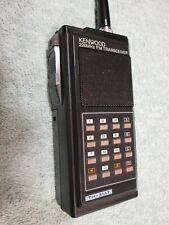 🔥VINTAGE RARE DIE HARD w/ BRUCE WILLIS MOVIE RADIO PROP KENWOOD TH31AT 220 HAM