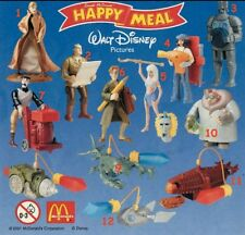 Mcdonalds Happy Meal Toys - DISNEY'S ATLANTIS (2001) - Full Set of 12 + (BNIP)