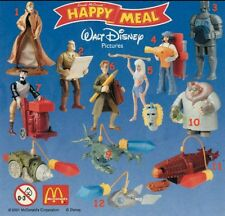 MCDONALDS HAPPY MEAL TOYS-DISNEY 'S ATLANTIS (2001) - Set completo di 12 + (nuovo con confezione)