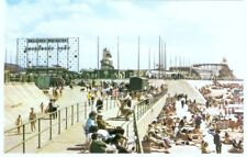 Aberavon, Port Talbot, Miami Beach Amusement Park Entrance from the Promenade.,