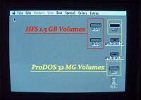 FEMU Floppy EMU 4 GB microSD Card w ProDOS 6.0.1 HFS Boot for Apple IIGS
