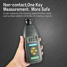 DT2239B Digital Non-Contact Flash Stroboscope Tachometer Revolution Meter ND