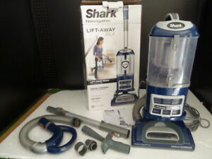 Shark Navigator Lift-Away Deluxe Bagless Upright Canister Vacuum NV360