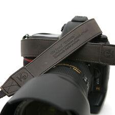 MATIN Camera Leather Neck Shoulder Strap Vintage-30 Gray for D-SLR RF Mirrorless