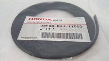 Honda Front/Rear Lip Spoiler Rubber Molding Strip Trim Black Tape 08F03SHJ1100D