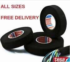 TESA TAPE 51608 ADHESIVE CLOTH FABRIC WIRING LOOM HARNESS  25mm 19mm 9mm