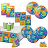 Fun Monsters Range Tableware Balloons Decorations Party Supplies Plates Napkins