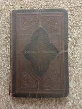 1919 Leather Bound Evangelical Hymnal By Eden Publishing House
