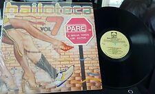 Bailoteca Vol. 7 Pare..Se A Bailar Todos los Exitos LP NM Latin Disco FM-12117
