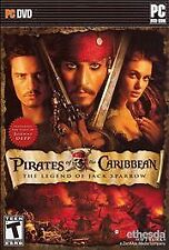 Pirates Of The Caribbean Legend Of Jack Sparrow (PC Games) - NEW - FREE SHIP™