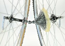 "SHIMANO DEORE LX ARAYA TM-18 7 SPEED HYPERGLIDE 11/28T BICYCLE 26"" WHEELS 135 MM"
