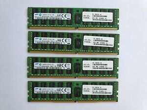 Samsung 16GB 2Rx4 PC4-2133P-RA0-10-MB1 Server RAM ECC DDR4
