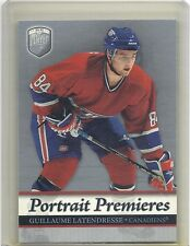 06-07 2006-07 BE A PLAYER PORTRAIT GUILLAUME LATENDRESSE PREMIERES ROOKIE 112