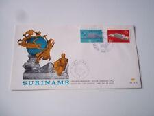 Suriname U.P.U. First Day Cover. 1970.