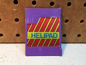 Trypticon RIGHT HELI-PAD DOOR RAMP Vintage 1986 G1 Transformers Action Figure