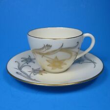 Lenox FAIRFIELD Demitasse Cup & Saucer Made in USA Demi T-428 T428
