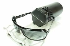 IC! Berlin Sunglasses Liv Black Stainless Steel Acetate Germany 63-14-130, 38